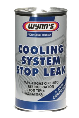 COOLING SYSTEM STOP LEAK
