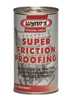 SUPER FRICTION PROOFING ®